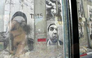 【伯利恒图片】耶路撒冷之八:隔离墙,隔离不了的爱和恨