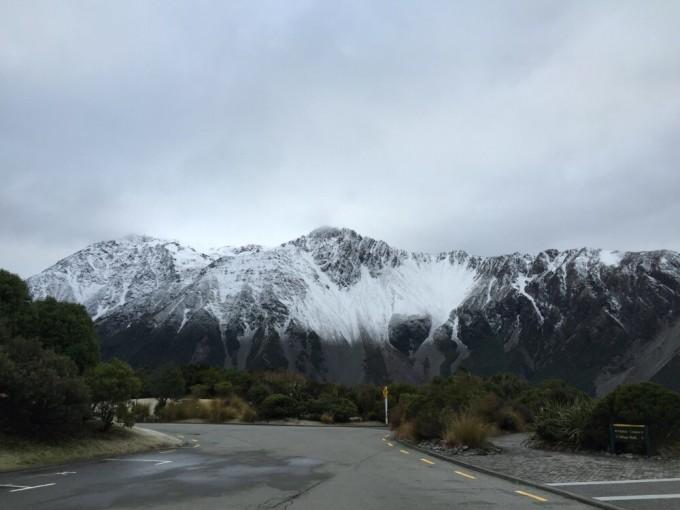 【湖光山色 碧草白雪】冬季新西兰 北岛,南岛自驾游