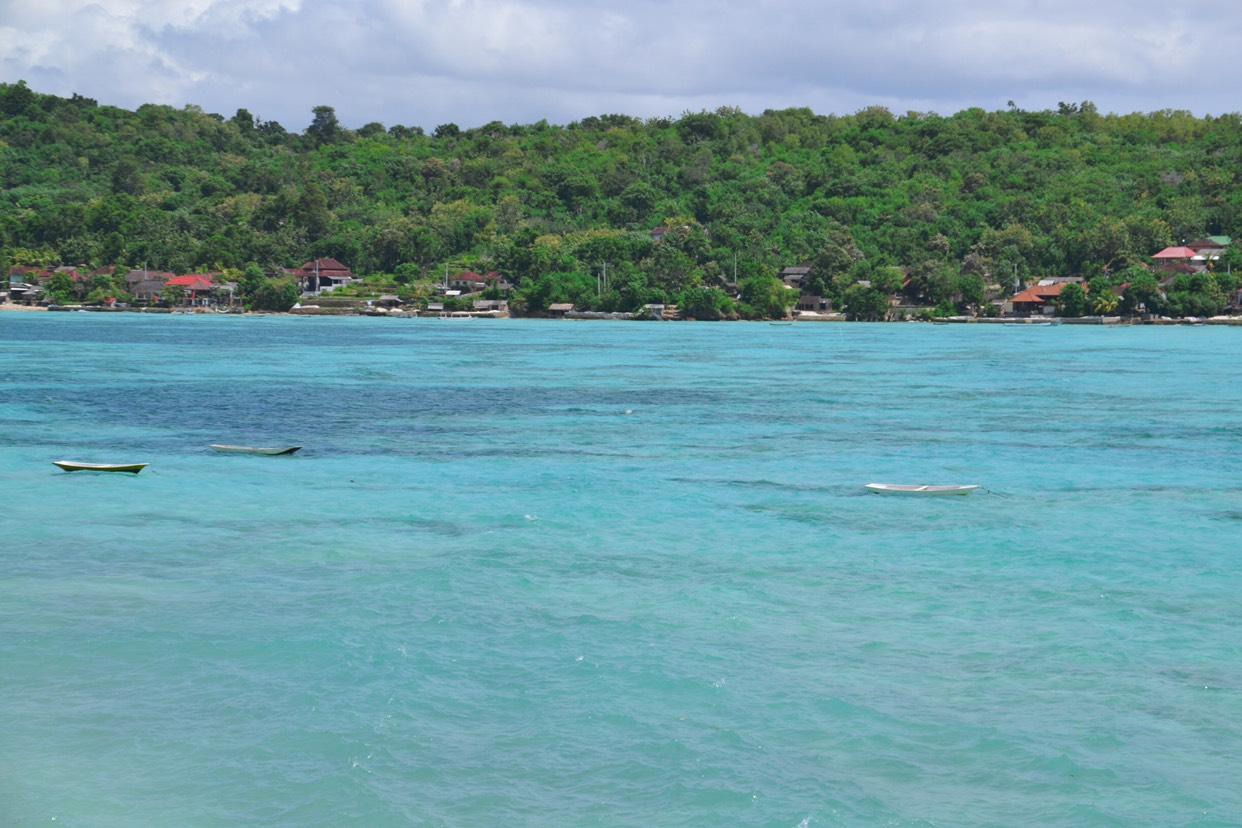 蓝梦岛(lembongan island)