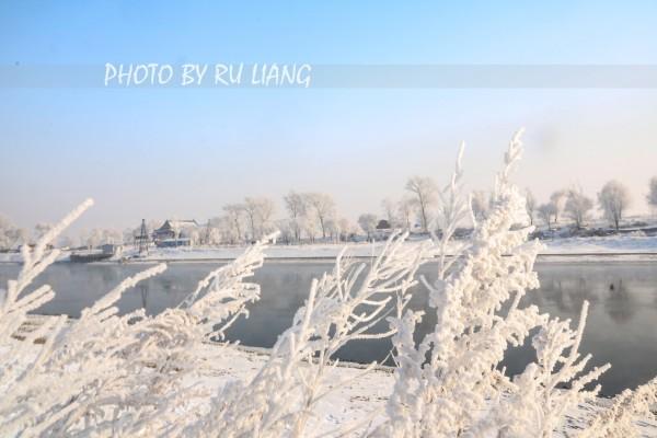 漠河,哈尔滨,雾凇岛,东北以北,一路向北.