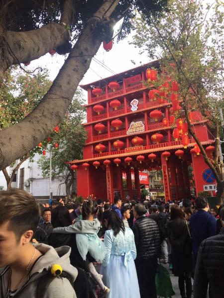 【广州花市|长隆动物园|惠东双月湾】2017春节
