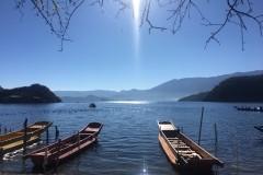 彩云之南的湖光山色亲子游