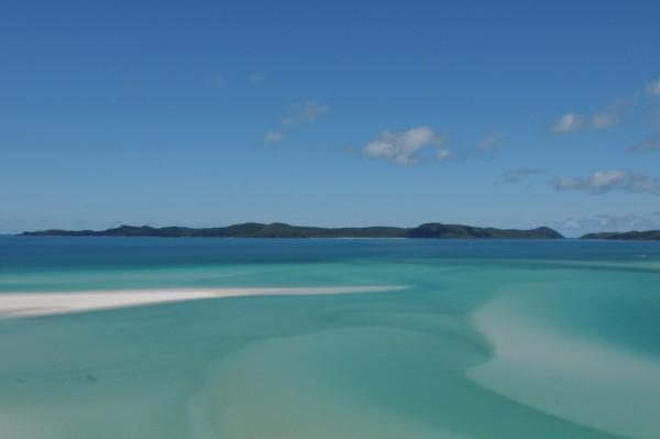 大堡礁系列——whitsunday圣灵群岛·沧海明珠
