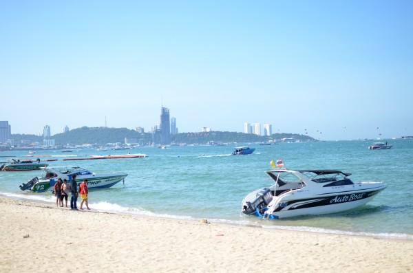 成全了我的碧海蓝天---泰国曼谷芭堤雅格兰岛6