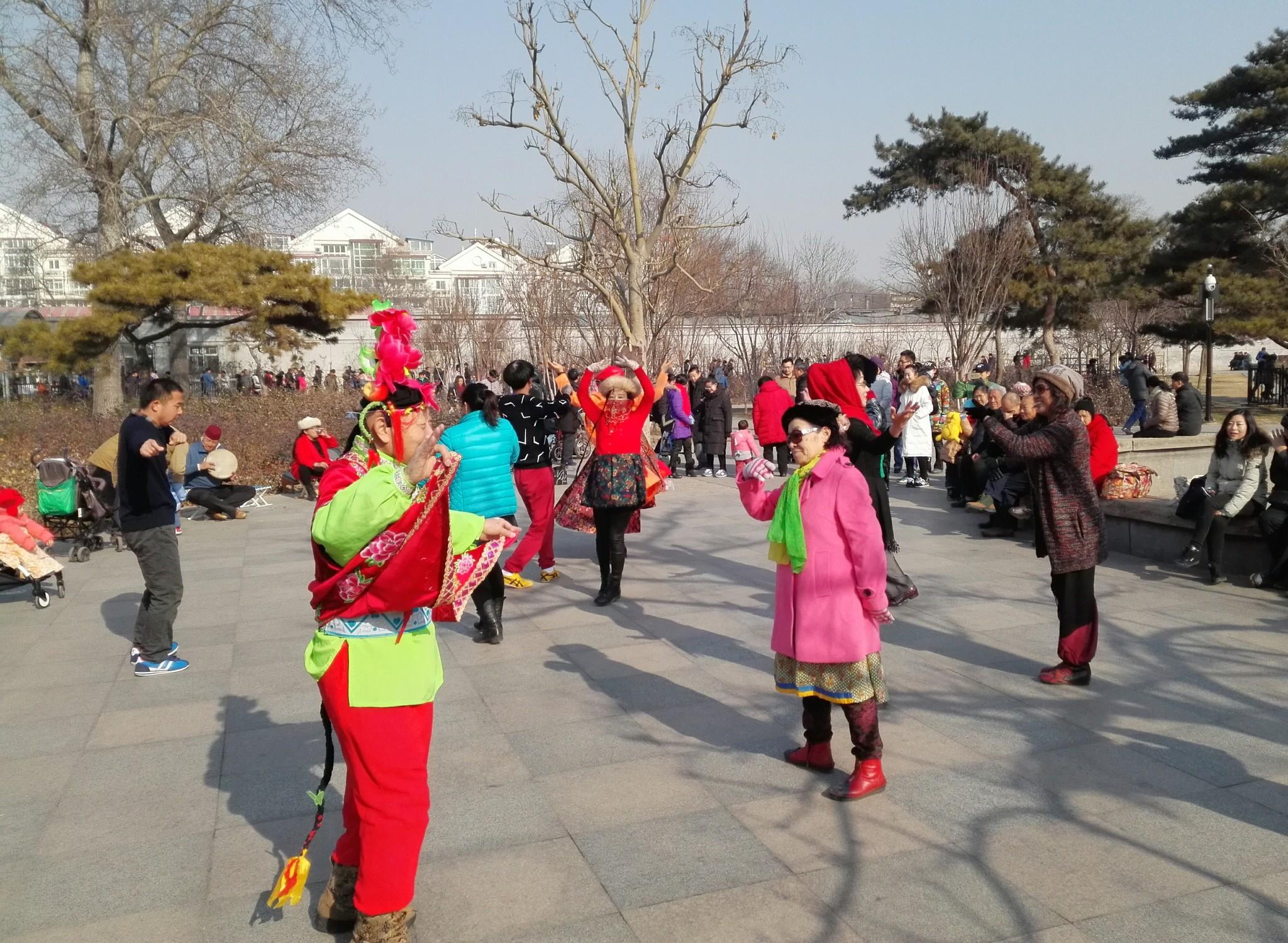 漯河森林公园庙会
