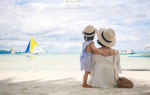【长滩岛图片】【带豆豆看世界】冲着最美沙滩,历经海陆空,22M宝宝在长滩岛浪一浪