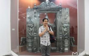 【印度图片】南亚印度佛教之行...国家博物馆朝拜佛祖释咖牟尼真身舍利子
