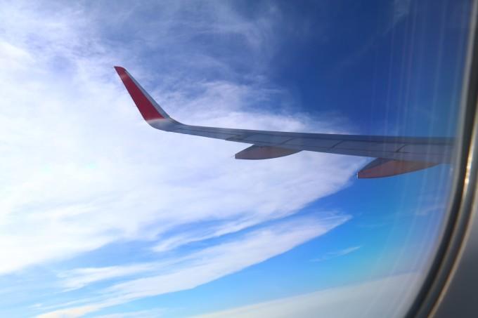 中国到泰国飞机