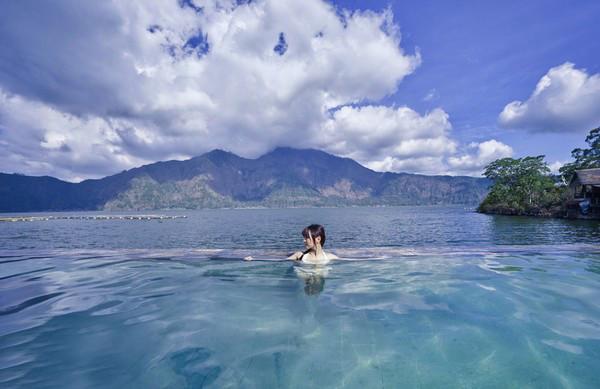巴厘岛的火山温泉值得去吗?