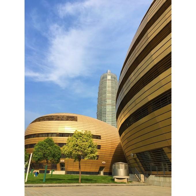 郑州国际会展中心      图片