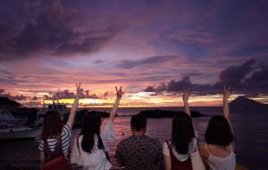 【白沙图片】美娜多,美丽那么多。心心念念,出海出海🏝🏄🏻🏊🏻