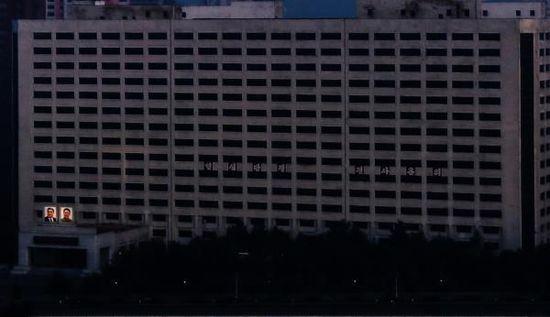 朝鲜晚上不许开灯是瞎猜,过十点不能保证供电是真的