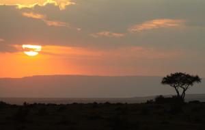 【肯尼亚图片】属于我们的日出日落