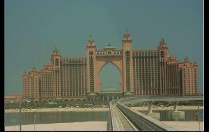 【迪拜图片】10年迪拜,感受奢华的背后,穷人在最富的城市的纯体验