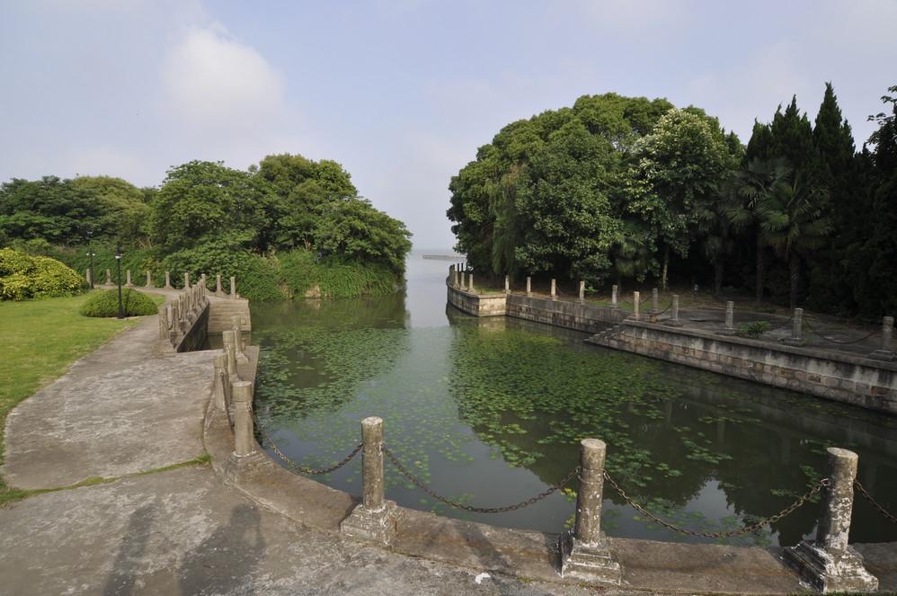 青浦日月岛度假村