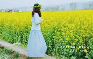 【汉中图片】油菜花在召唤,你还在等什么?(陕西汉中最美油菜花海赏花记)