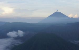 【中爪哇图片】印尼游记之婆罗摩火山,婆罗浮屠!