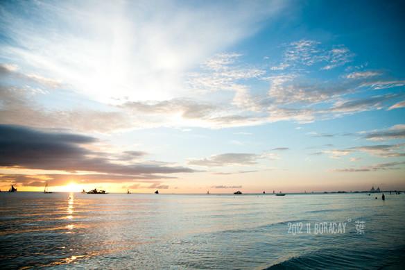 海水是咸的.,长滩岛自助游攻略 - 蚂蜂窝