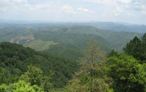 【梧州图片】梧州白云山-----广西的美景之一