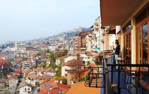 【保加利亚图片】保加利亚 大特尔诺沃(三)小镇的艺术范儿