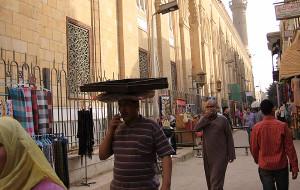 【开罗图片】汗.哈利利__阿拉伯世界最大的市场