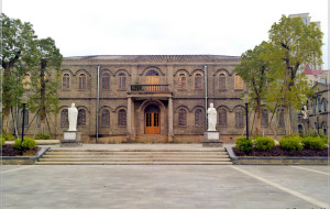 【福州图片】手机也能拍出你的美--泛船浦教堂
