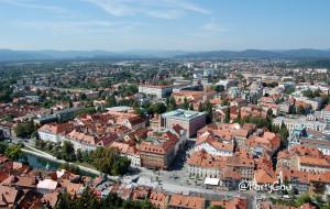 【卢布尔雅那图片】夜游—卢布尔雅那- Ljubljana-好小的斯洛文尼亚首都啊~