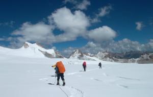 【德格图片】那一次冰雪世界之行——记雀儿山攀登