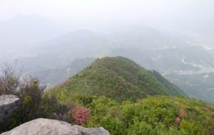 【宁国图片】体验宁国云梯畲族民俗,登汤公山,千亩杜鹃映山红。