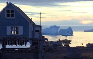【格陵兰岛图片】#VICE旅行#世界尽头的孤独村庄