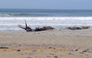 【纳米比亚图片】地狱之门——骷髅海岸(纳米比亚的神秘禁地)