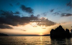【日内瓦图片】云那端的最美瑞士