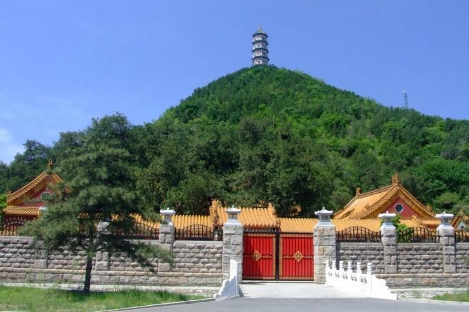 北京市 海淀区 颐和园 - 海阔山遥 - .