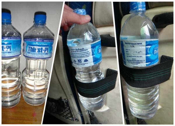 矿泉水瓶子手工制作颜料