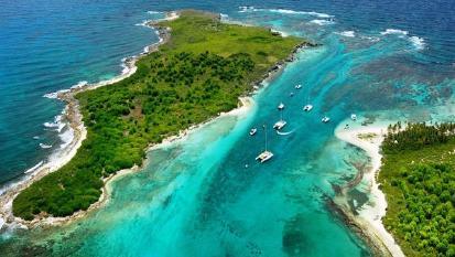 夏季秋季 建议游玩天数: 1-2天 瓜德罗普位于加勒比海小安的列斯群岛