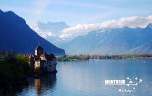 【蒙特勒图片】#爱自由# 瑞士 心之安处(蒙特勒+因特拉肯+卢塞恩+苏黎世)