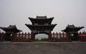 【平顶山图片】郏县三苏祠和墓