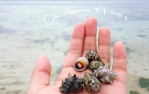 【那霸图片】『青い沖縄』和父母一起的五天四夜背包旅行
