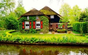 【阿姆斯特丹图片】【Lin】一个人的荷兰——羊角村你就是童话的女主角②