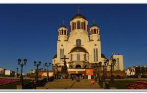 【叶卡捷琳堡图片】俄罗斯自驾之旅(十九)叶卡捷琳堡滴血大教堂