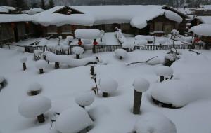 【牡丹江图片】哈尔滨、雪乡游记