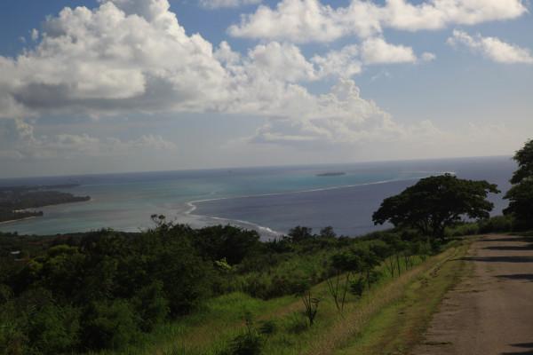 那个凤凰花开的美丽时节,我终于踏上了美国联邦政府接管的塞班岛.