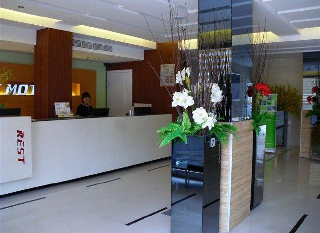 锐思特汽车酒店(瑞安万松东门店)预订