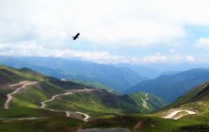 【宝兴图片】圆梦在4000米之上    ——    一个人的川西小环线生日趴