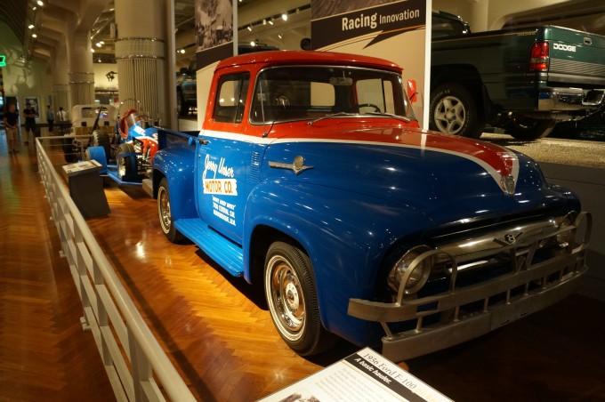 2015美国自驾游记-d3福特汽车博物馆