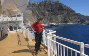 【爱琴海图片】希腊之旅...游轮上的爱琴海