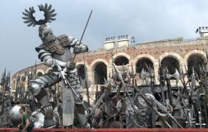【维罗纳图片】名著成就的美女和古城--意大利维罗纳城        英文City of Verona