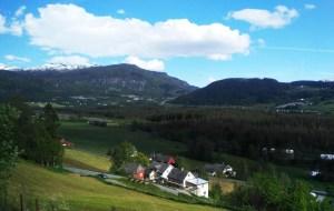 【卑尔根图片】论女生非自驾一周游遍挪威四大峡湾的可靠性