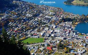 【皇后镇图片】【中土世界巴士游】新西兰南北岛20日秋色之旅自由行倾情全记录