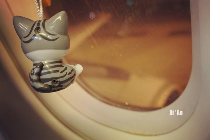 【机票为广州--西安 往返:973元/人】 开始了解机票、景点、向去过的朋友取经验,等等等等。。。 机票价格浮动,天天刷,价格也差不多,而且怕黄金周5.2号机票难定,价格上涨 就在1.30晚上买下了回程5.2的机票,刚好碰上南航官网活动,满700减30元 算下来燃油机建含税单程540元/人 然后出发的机票也在02.